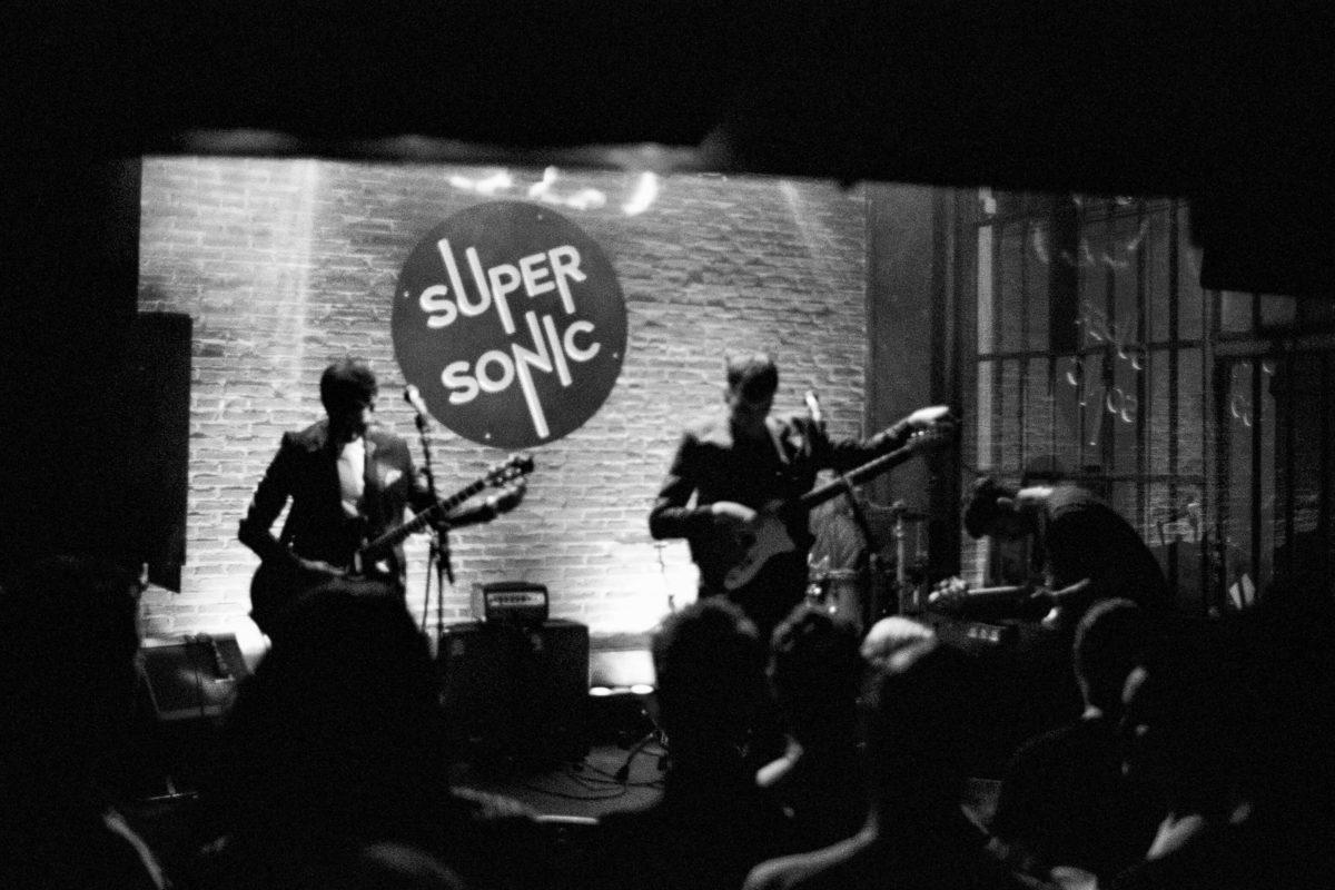 Concert Berling Berlin au Supersonic, Paris - 19/07/2019 - Scène vue de face