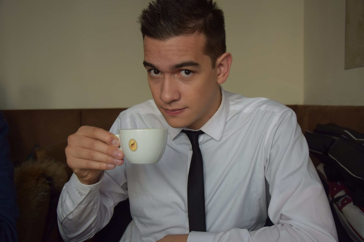Un café avec Juan ? What Else?