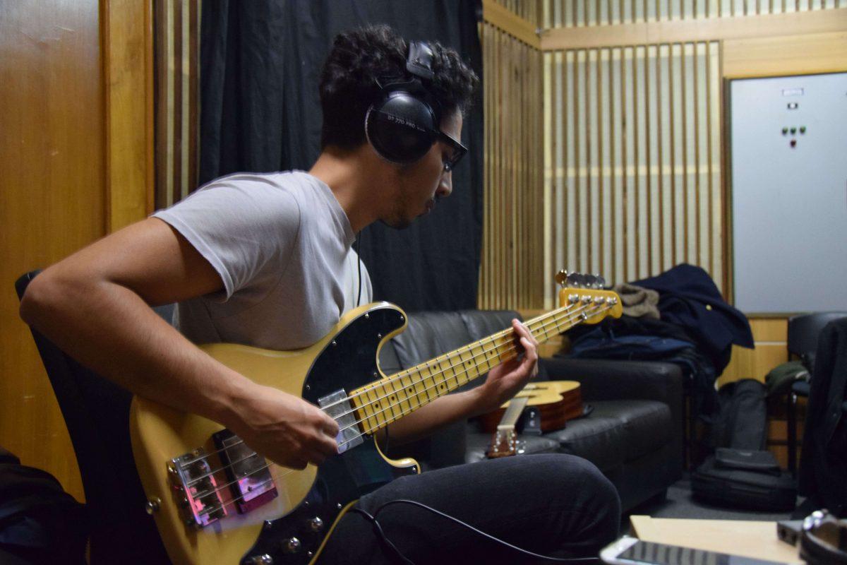 Maxi, Funkhaus Studio