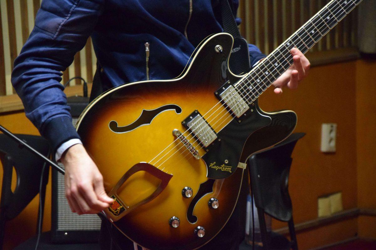 La deuxième guitare de Berling Berlin